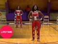 Bring It!: Stand Battle: Dancing Dolls vs. Purple Diamonds Fast Stand (S2, E13) | Lifetime