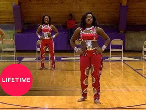Bring It!: Stand Battle: Dancing Dolls vs. Purple Diamonds Fast Stand (S2, E13)   Lifetime