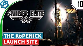 Sniper Elite 2 | Köpenick Launch Site | Multiplayer Co-op | #10