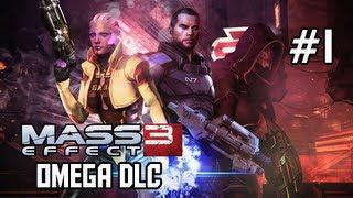 Mass Effect 3 Walkthrough - Omega DLC Part 1 Aria T