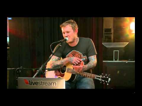 Brian Fallon - LiveStream (July 24, 2012)