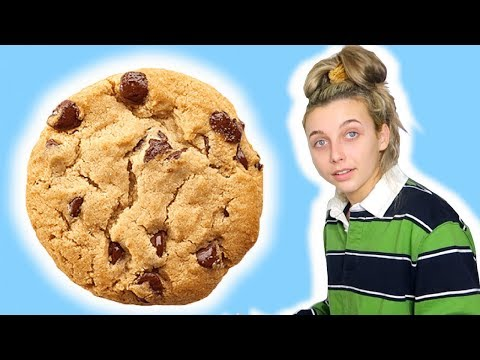 THATS A HUGE COOKIE
