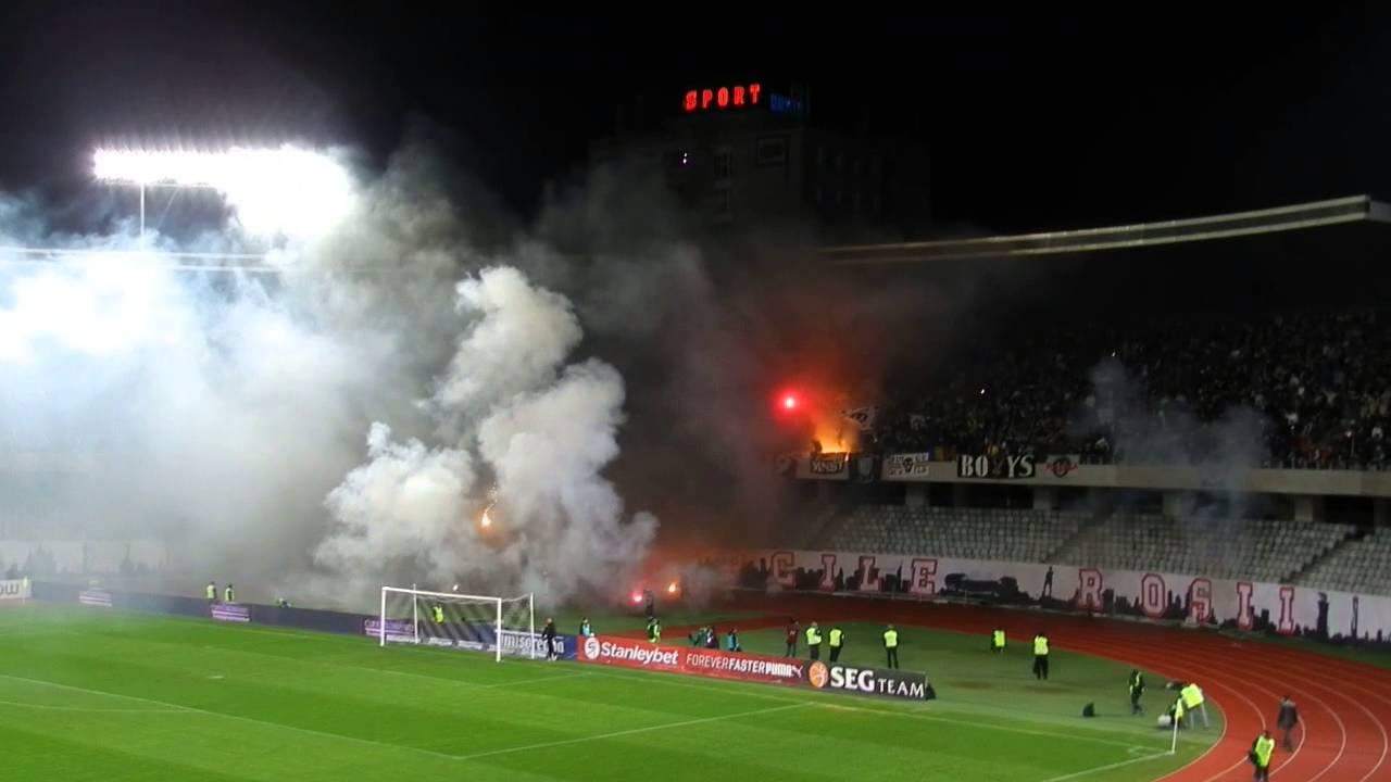 galerie U Cluj vs cfr - YouTube  |U Cluj