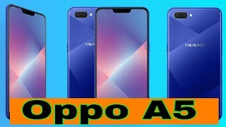 Oppo A5 | 4,230 mAH battery, Snapdragon 450 , 19:9 aspect ratio phone REVIEWS