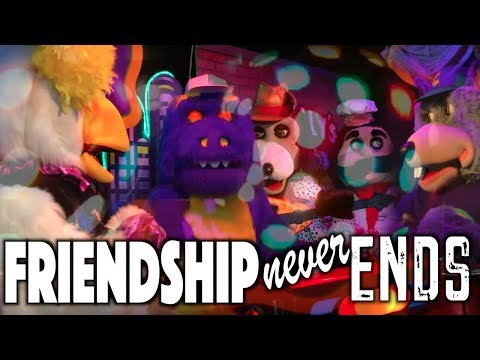 Friendship Never Ends - 2-Stage - Chuck E. Cheese's Tampa
