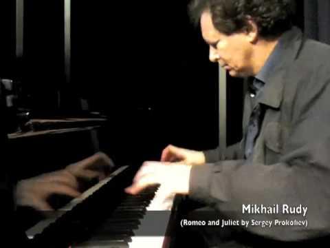 Mikhail Rudy plays Prokovief