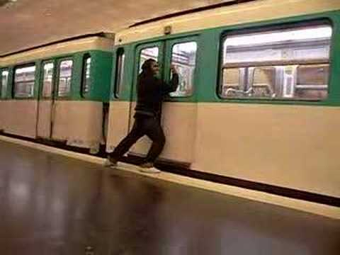 Rencontre ds le metro