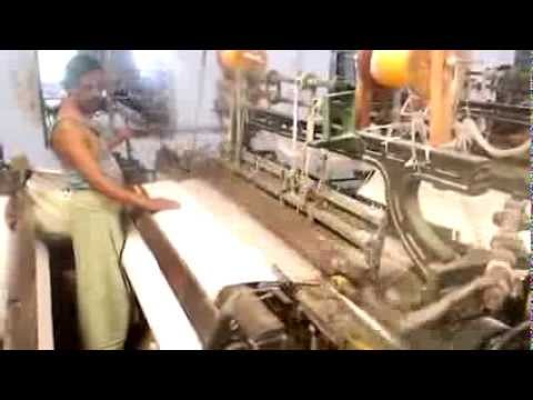 Prabhu textile - Textile Manufacturer (Production Video - 1)