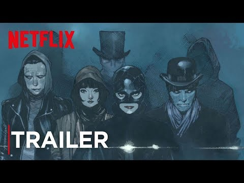 The Magic Order   HD  Netflix