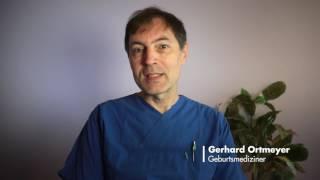 Geburtsmediziner Gerhard Ortmeyer erklärt: Zierliche Frau, großer Mann – wie groß wird das Baby?