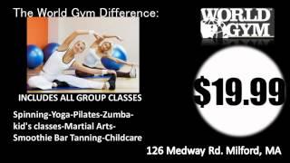 World Gym of Milford, MA
