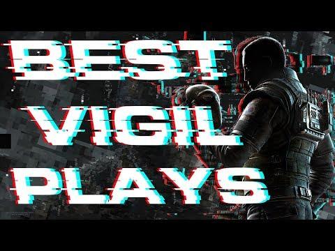 BEST VIGIL PRO LEAGUE PLAYS