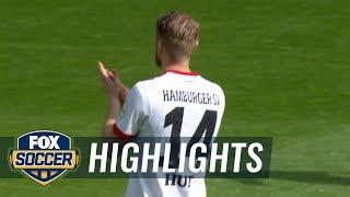 1899 Hoffenheim vs. Hamburger SV | 2017-18 Bundesliga Highlights