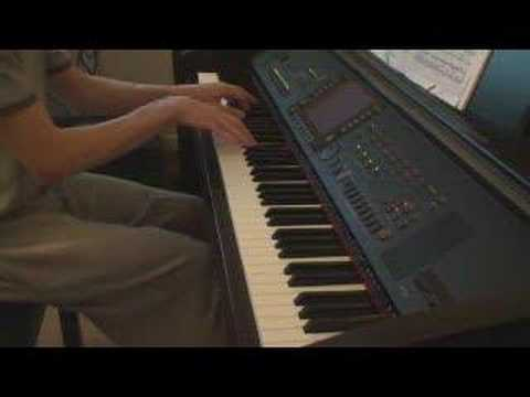 Hushabye Mountain On Piano Youtube