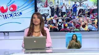 El Noticiero Televen - Emisión Estelar - Miércoles-24-05-2016