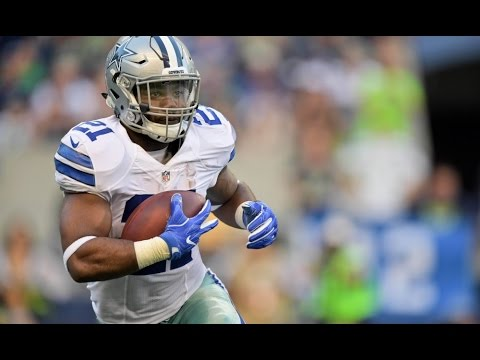 Ezekiel Elliot Highlights