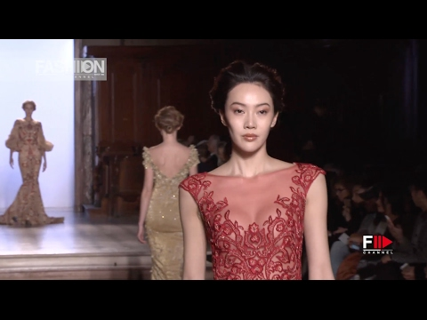 TONY WARD Haute Couture Spring Summer Full Show 2017 Paris by Fashion Channel