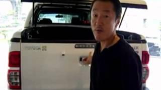 2012-2013 Toyota Hilux Vigo Champ 3.0 G 4x4 Top Grade with Accessory