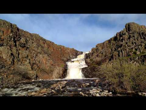Hog Canyon Falls- Hog Canyon Lake Washington