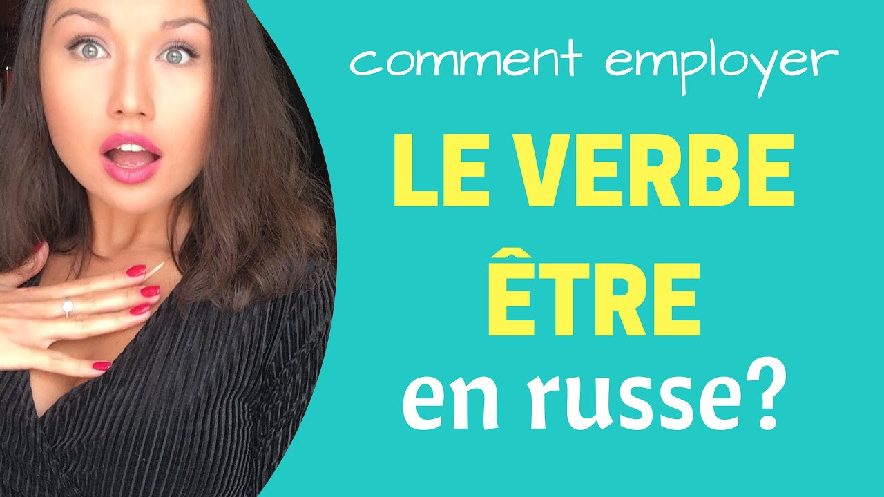 Apprendre Le Verbe Etre En Russe Youtube