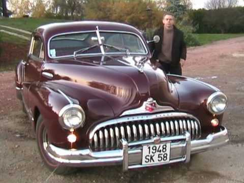 Buick Super Eight 1948 Youtube