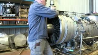 The AI-25 turbofan engine, part 1