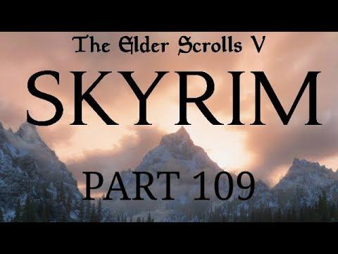 Skyrim - Part 109 - A Tangled Web