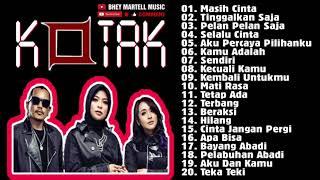 Download KOTAK FULL ALBUM    TERHITS DAN TERPOPULER    MASIH CINTA , PELAN PELAN SAJA , TINGGALKAN SAJA.