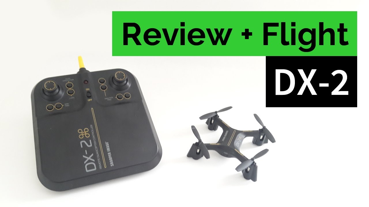 Sharper Image Dx 2 Stunt Drone Review And Flight Youtube