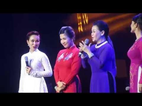 """Khánh Ly – Gọi Tên Bốn Mùa (Liveshow """" Gọi Tên Bốn Mùa """" 5/2015 in Hà Nội )"""
