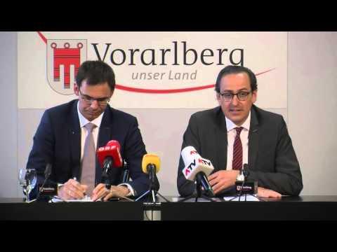 Panama-Papers: Pressekonferenz des Landes und Hypo Vorarlberg