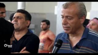 افتتاح أول فرن آلي في قرية بزاعة بريف حلب