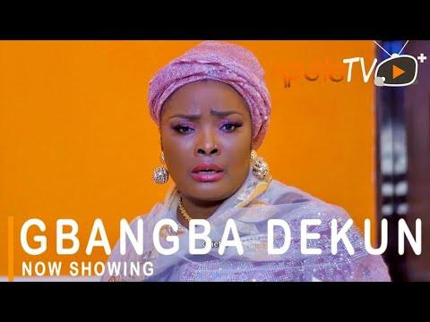 Download Gbangba Dekun Latest Yoruba Movie 2021 Drama Starring Ronke Odusanya | Muyiwa Adegoke | Ojopagogo