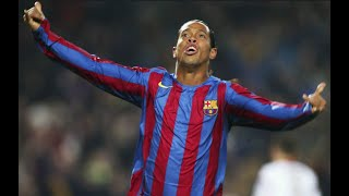 Gambar cover Ronaldinho's Barca