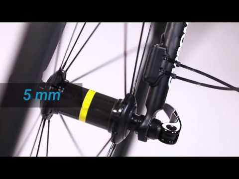 HOW TO SET UP BIKE COMPUTER B'TWIN 100?  // COMMENT INSTALLER LE COMPTEUR VELO 100 B'TWIN?