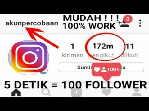Cara Menambah Followers Instagram Terbaru 2017 Auto Followers
