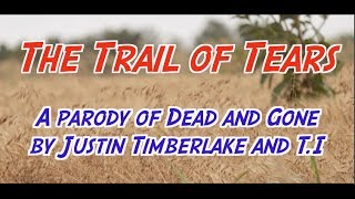 The Trail of Tears Rap Parody - Justin Timberlake and T.I