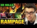 watch he video of Miracle- Shadow Fiend HIT LIKE A TRUCK RAMPAGE +1000 GPM Dota 2