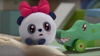 Малышарики - Черепашка - серия 96 - обучающие мультфильмы для малышей 0-4 - о домашних питомцах