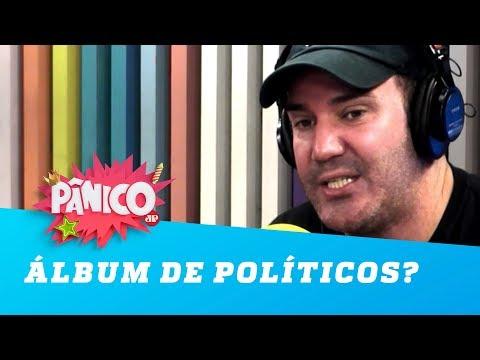 Álbum de políticos? Portugal mostra como seria