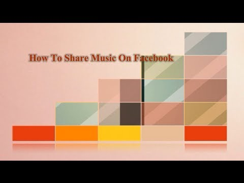 How To Share mp3 Songs In Facebook 2013