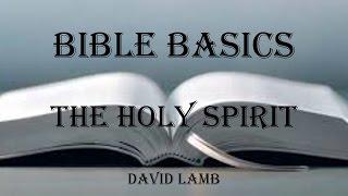 (BB3) THE HOLY SPIRIT | DAVID LAMB 2017 | REVIVAL TABERNACLE