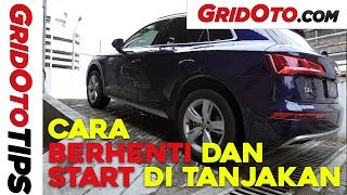 Cara Berhenti dan Start di Tanjakan I How To I GridOto Tips