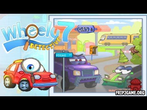 wheely 2 level 12