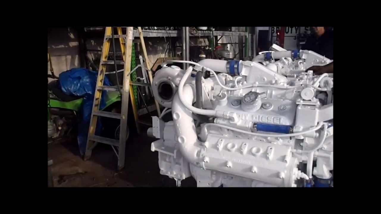 Diesel Engine Working >> 6V92 Detroit Diesel for sale - YouTube