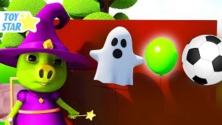 New 3D Cartoon For Kids ¦ Dolly And Friends ¦ Kids Go To School #99