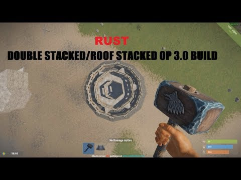 Rust 3.0 Duo/Trio Triple Stacked OP Base