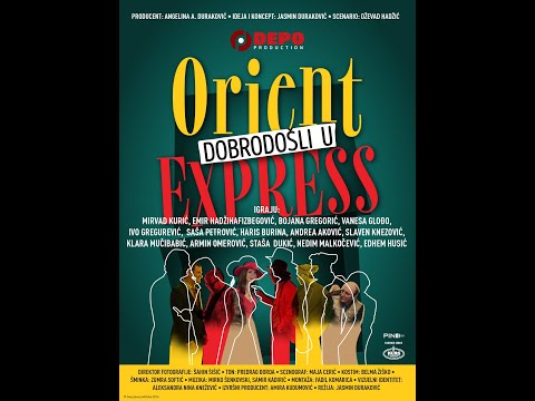 Dobrodošli u Orient Express 6 epizoda