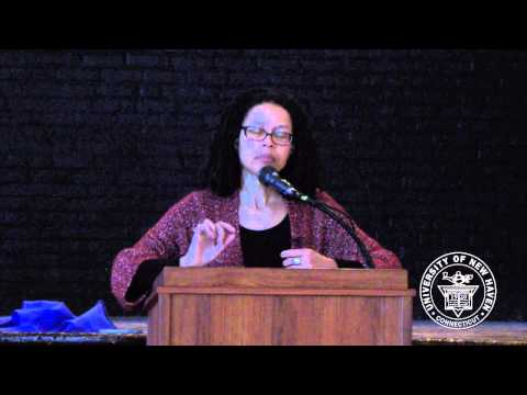 Arts@UNH Reading (February 10, 2015) - featuring Evie Shockley