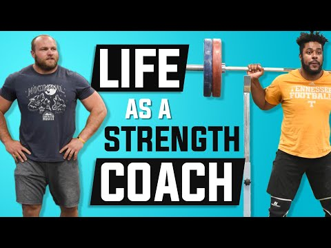 Day In The Life Of A Strength & Conditioning Coach
